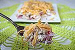 салат из редиски (редьки) с курицей и сыром