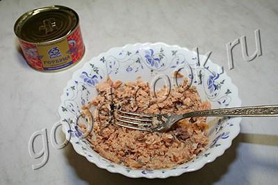 """салат """"Мимоза"""""""