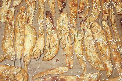 пряные баклажановые чипсы