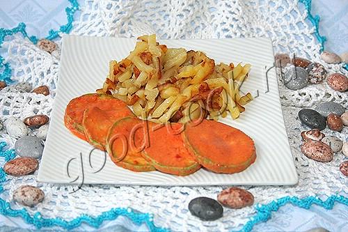 рецепт салата болгарского в маринаде