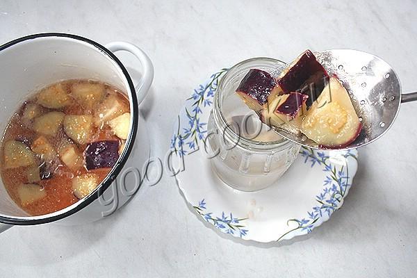 маринованные баклажаны по-турецки