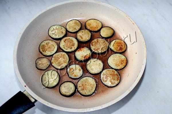 баклажановый салат по-итальянски