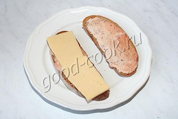 "сэндвич ""Рубен"" (Reuben Sandwich)"