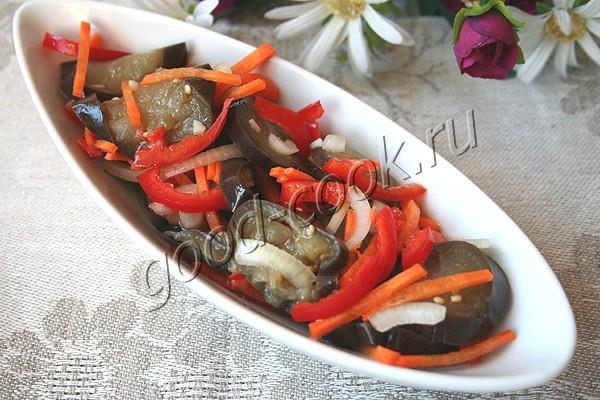 маринованные баклажаны по-грузински