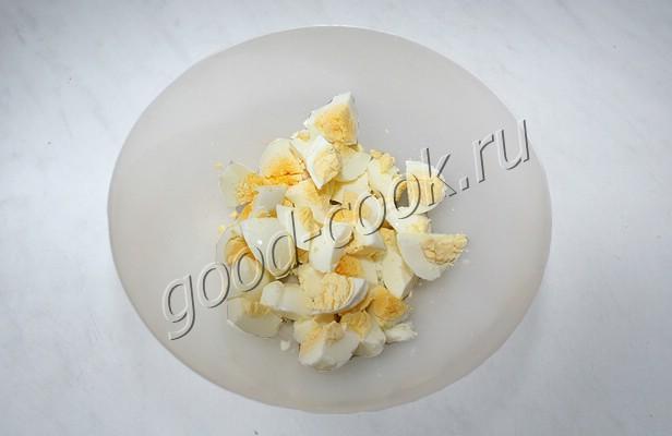 яично-грибной паштет