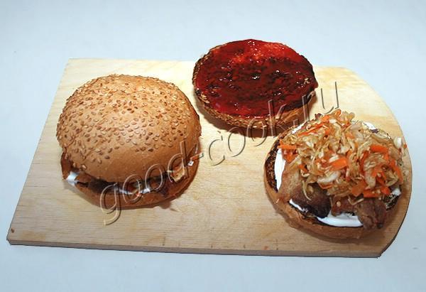 сэндвич по-калифоннийски