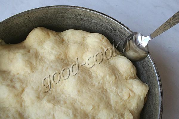 перевёрнутый яблочный пирог (Тарт Татен)