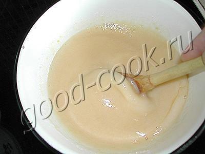 медовое тесто