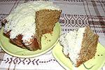сухарный банановый кекс