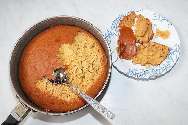 """торт """"Медовый грильяж"""""""