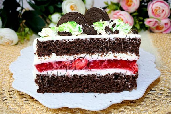 Шоколадная тёлочка сладко порется с белым чебуреком
