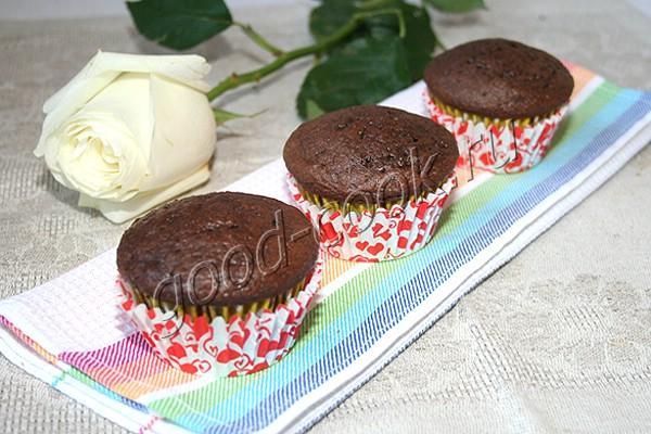 Шоколадные кексы с вареной сгущенкой рецепты