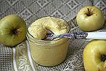 яблочный курд (из тушёных яблок)