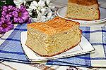 яблочный пирог по-сербски