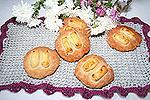 сметанные лепёшки с плавленым сыром