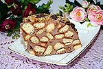 торт Медовые орешки