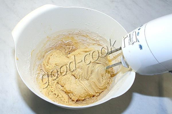 """торт """"Медовые орешки"""""""