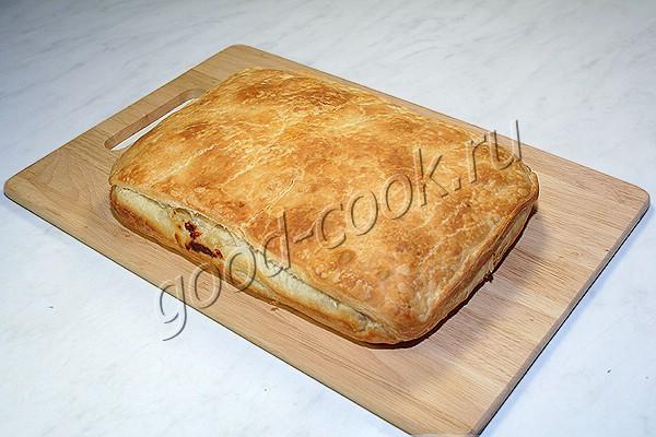 австрийский яичный пирог