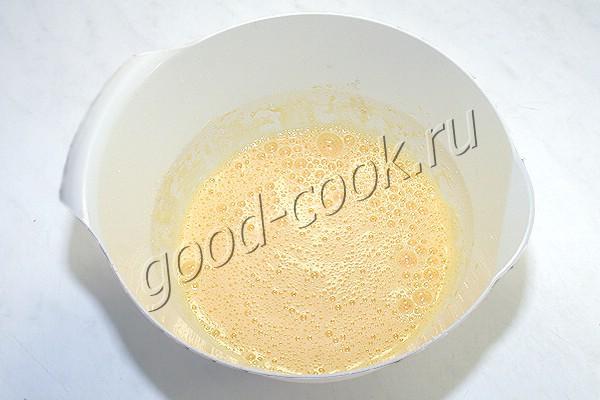 ржаной шоколадный пирог со сливками