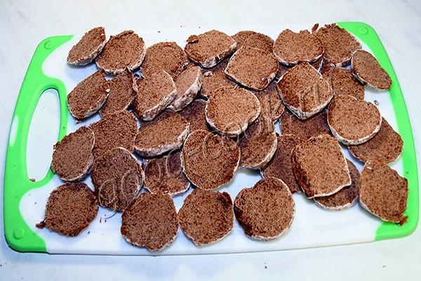 пряничный торт из трёх ингредиентов