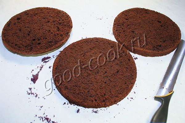 старопольский шоколадный торт