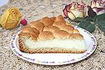 творожный пирог Мозаика