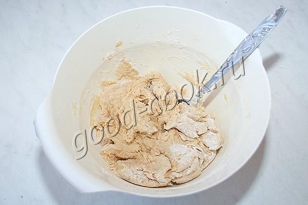 фасолевое тесто