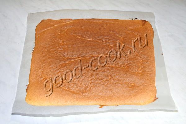 фирменный медовый торт на ДР