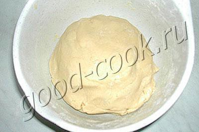 тесто для рассыпчатого печенья