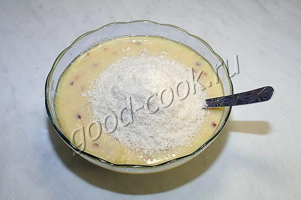 """кокосовый крем """"Рафаэлло"""""""