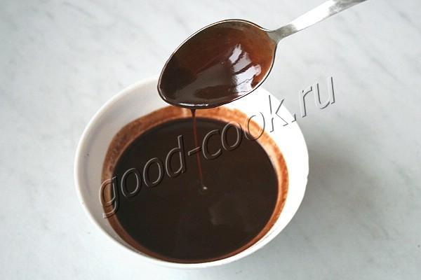 американское шоколадно-кофейное печенье