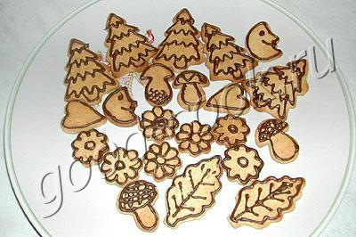 медовое печенье Россыпь