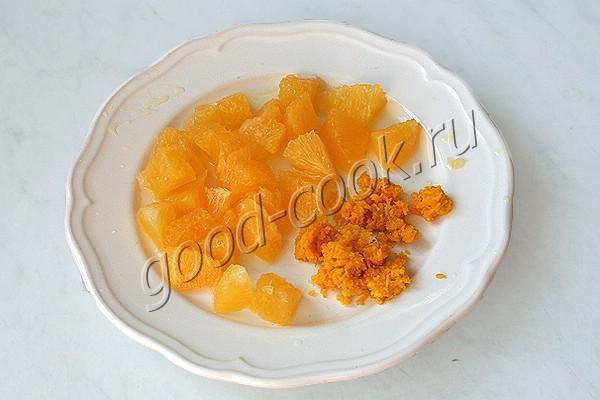 апельсиновый масляный крем (без яиц)