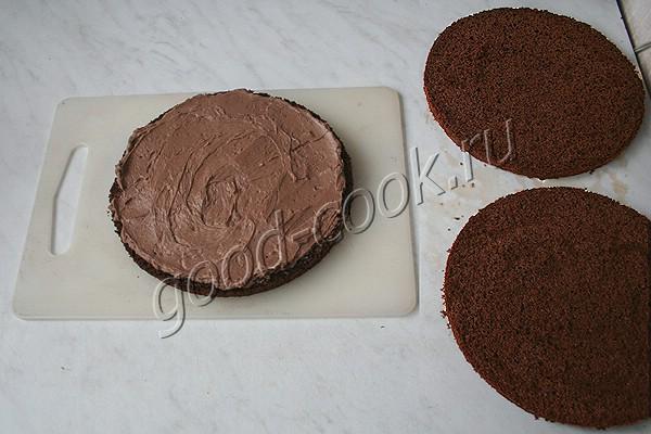 """торт """"Прага"""""""