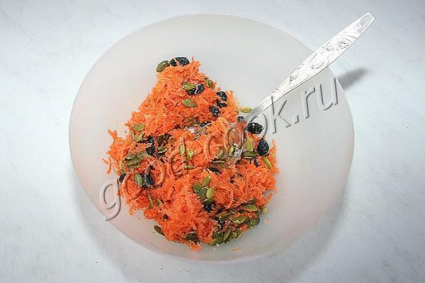 овсяно-морковное диетическое печенье