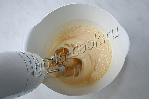 рисовый бисквит