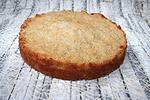 влажный рисовый бисквит