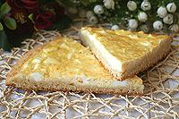 сметанный пирог с варёными яйцами