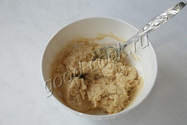 хрустящее медовое печенье