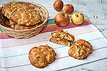 быстрые яблочные булочки