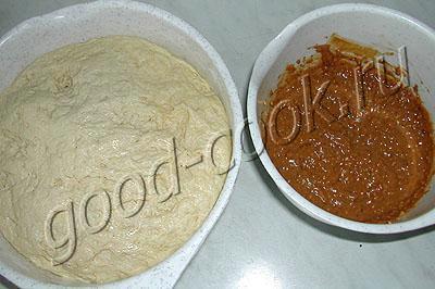 крученый пирог