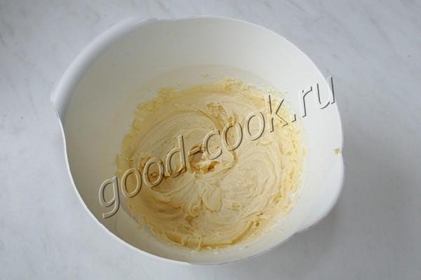 сметанный пирог на песочном тесте
