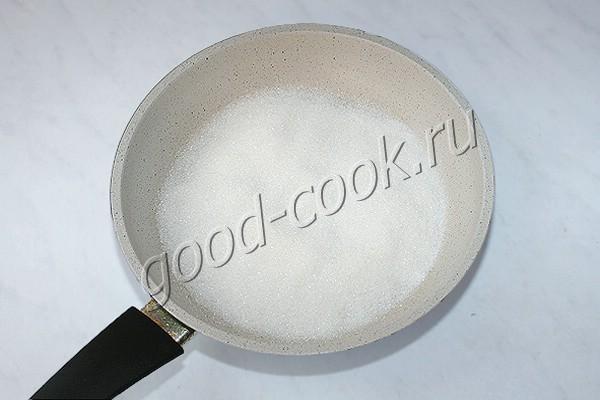 домашняя карамель (на сухом молоке)