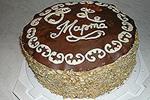 медовый торт Привет
