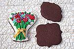 шоколадно-медовые пряники