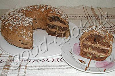 торт Конфетный