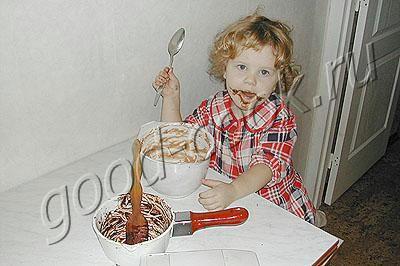 вафельный торт Ливадия