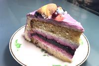 """торт """"Чёрная смородина"""""""