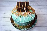 шоколадный торт Вишня-карамель