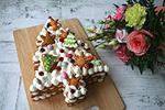 пряничный торт Елочка